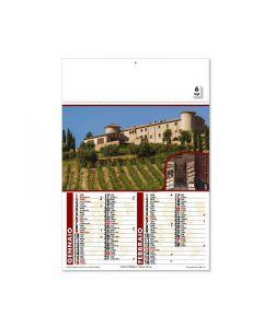 DIVINO - monatskalender zum Thema Wein