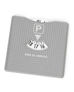 personalized parking disk PARK DISK C GK163CB