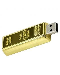 BULLIN - USB-Stick Goldbarren