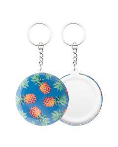 KEYBADGE MINI - Button-Schlüsselanhänger
