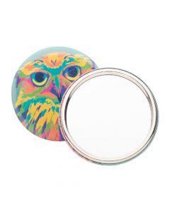 BEAUTYBADGE - Button-Taschenspiegel