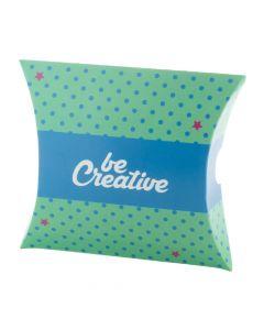 CREABOX PILLOW S - Tablettenschachtel