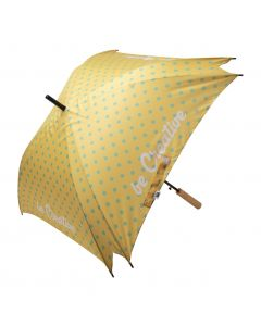 CREARAIN SQUARE RPET - individueller Regenschirm