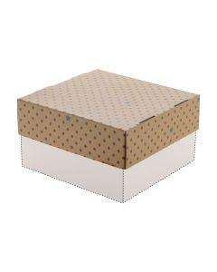 CREABOX GIFT BOX A - Individueller Deckel