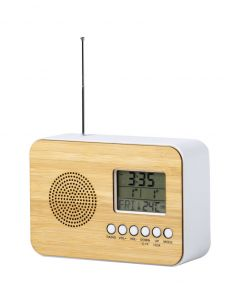 TULAX - Radio-Tischuhr