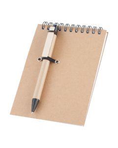 CONCERN - Notizblock mit Kugelschreiber