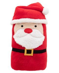 HUGGER - Weihnachts-Polar-Decke