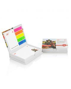 NOTE BOX - haftnotiz-Set POST-IT mit Box