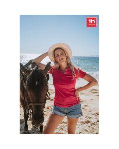 THC ROME WOMEN - Slim fit Damen Poloshirt