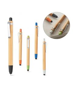 BENJAMIN - Kugelschreiber aus Bambus