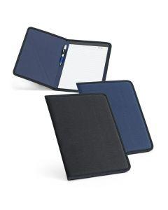 CUSSLER - A4 Schreibmappe mit Taschenrechner