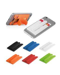 CARVER - Kartenetui mit Smartphone-Halter