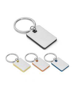 BECKET - Schlüsselanhänger aus Metall und ABS