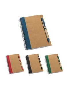 ASIMOV - B6 Umweltfreundlichers Notizbuch