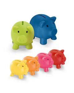 PIGGY - Spardose aus PVC