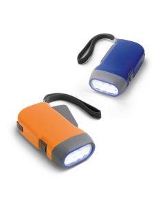 EDDIE - Dynamo Taschenlampe