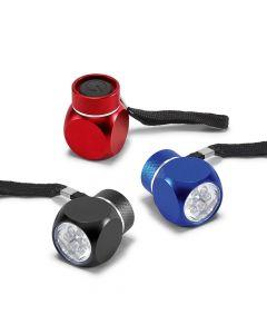 LOUIS - Taschenlampe aus Aluminium