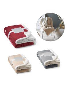 HEIDEN - Fleece-Decke 225 g/m²