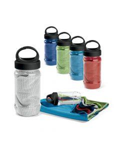 ARTX PLUS - Sporthandtuch mit Flasche